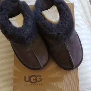 UGG COQUETTE SLIPPER